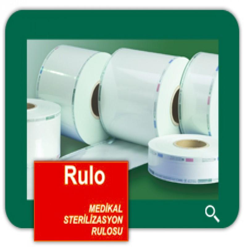 Gündem ABGPack Medikal Sterilizasyon ruloları