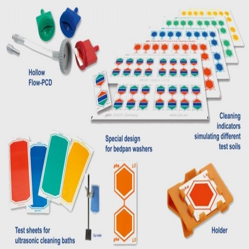 Yıkama Etkinlik Kontrol İndikatörleri ile İçi-Boş Akış PCDleri ve Tutaçları