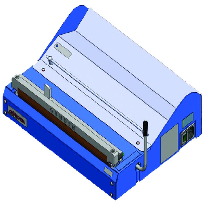 Manuel Kapatma Cihazı Dental uygulamalar için 30cm Mavi -03GD