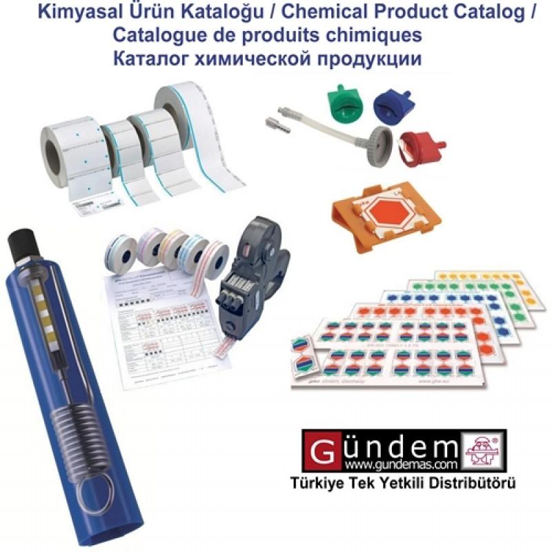 Sterilizasyon Kontrol İndikatörleri: Kimyasal İndikatörler